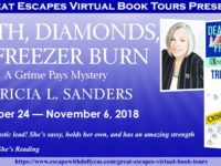 Death, Diamonds, and Freezer Burn by Tricia L. Sanders – Recipe for Cece's Grandpa Earl's Best Sweet Tea