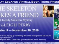 The Skeleton Makes a Friend by Leigh Perry – Spotlight and Giveaway
