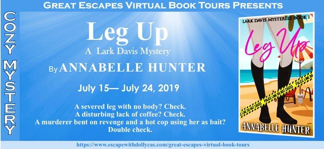 Leg Up by Annabelle Hunter - Writing with Children +