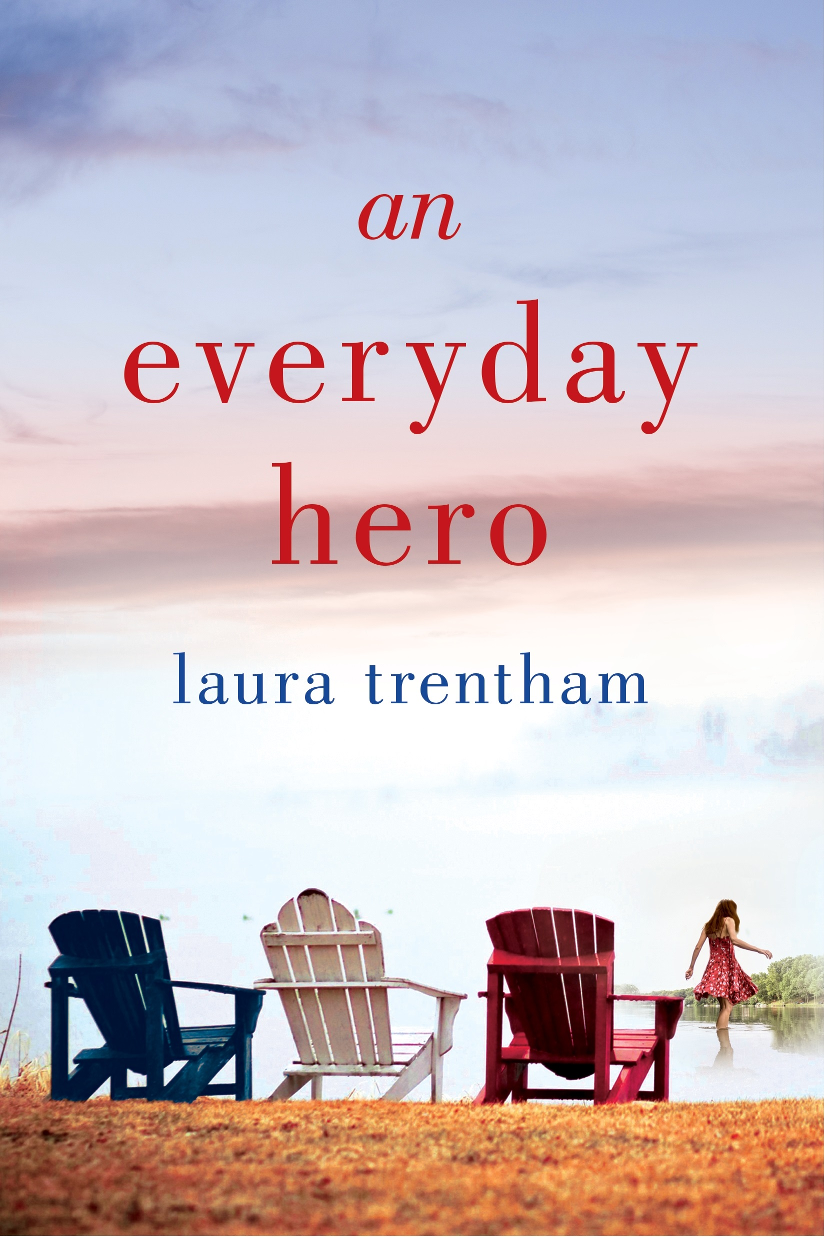 An Everyday Hero by Laura Trentham - Review - Brooke Blogs