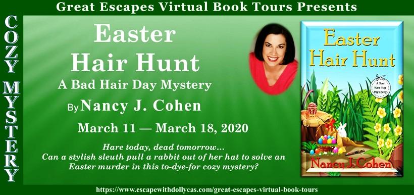 Easter Hair Hunt by Nancy J. Cohen