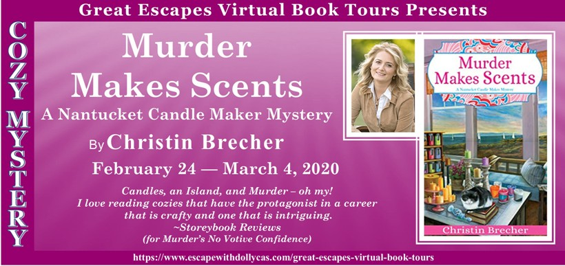 Murder Makes Scents by Christin Brecher