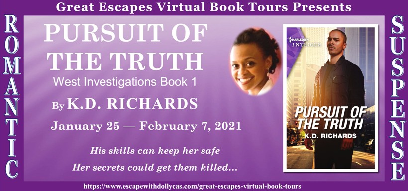 Pursuit of the Truth by K.D. Richards - Review & Giveaway
