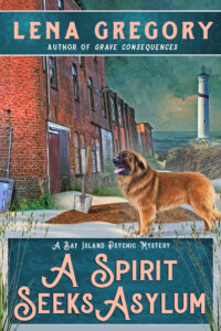A Spirit Seeks Asylum by Lena Gregory – A Reading with Cass + Giveaway