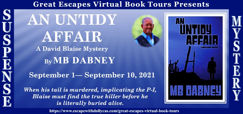An Untidy Affair by MB Dabney - Review & Giveaway