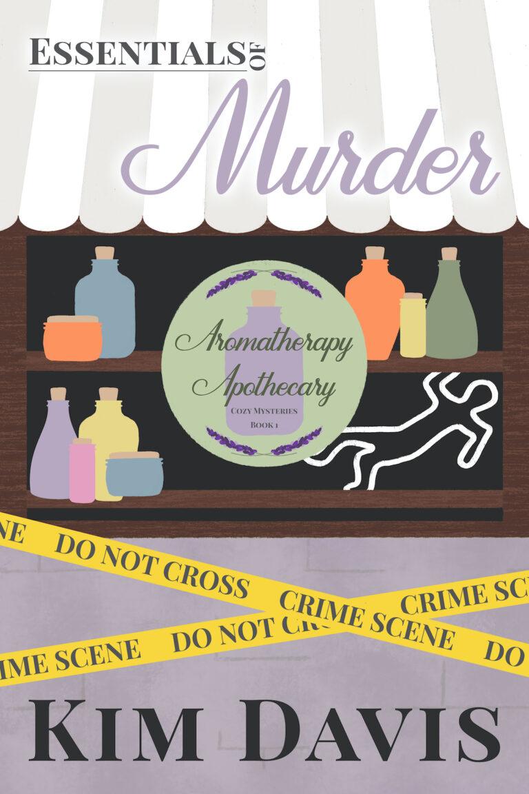 Essentials of Murder by Kim Davis – Publication Day Blitz