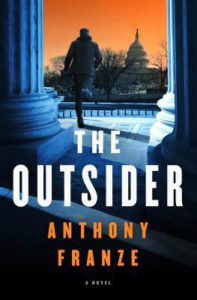 The Outsider by Anthony Franze – Review + Giveaway