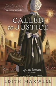 Called to Justice by Edith Maxwell – Guest Post