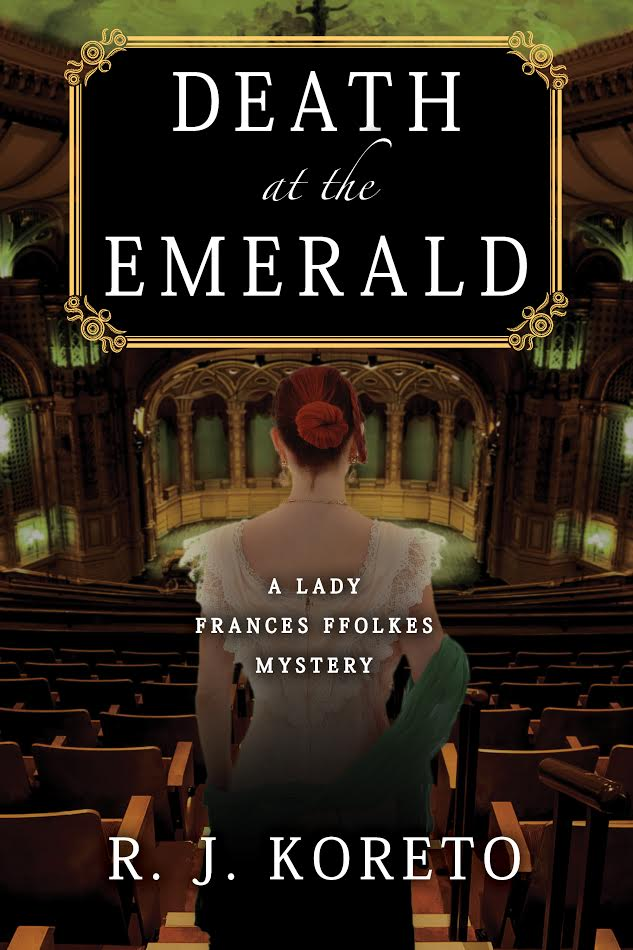 Death at the Emerald by R.J. Koreto – Guest Post and Giveaway