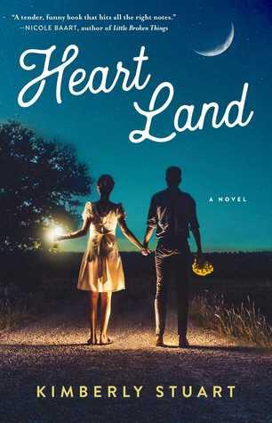 Heart Land by Kimberly Stuart – Guest Review #BrookeBlogsSummerPromo