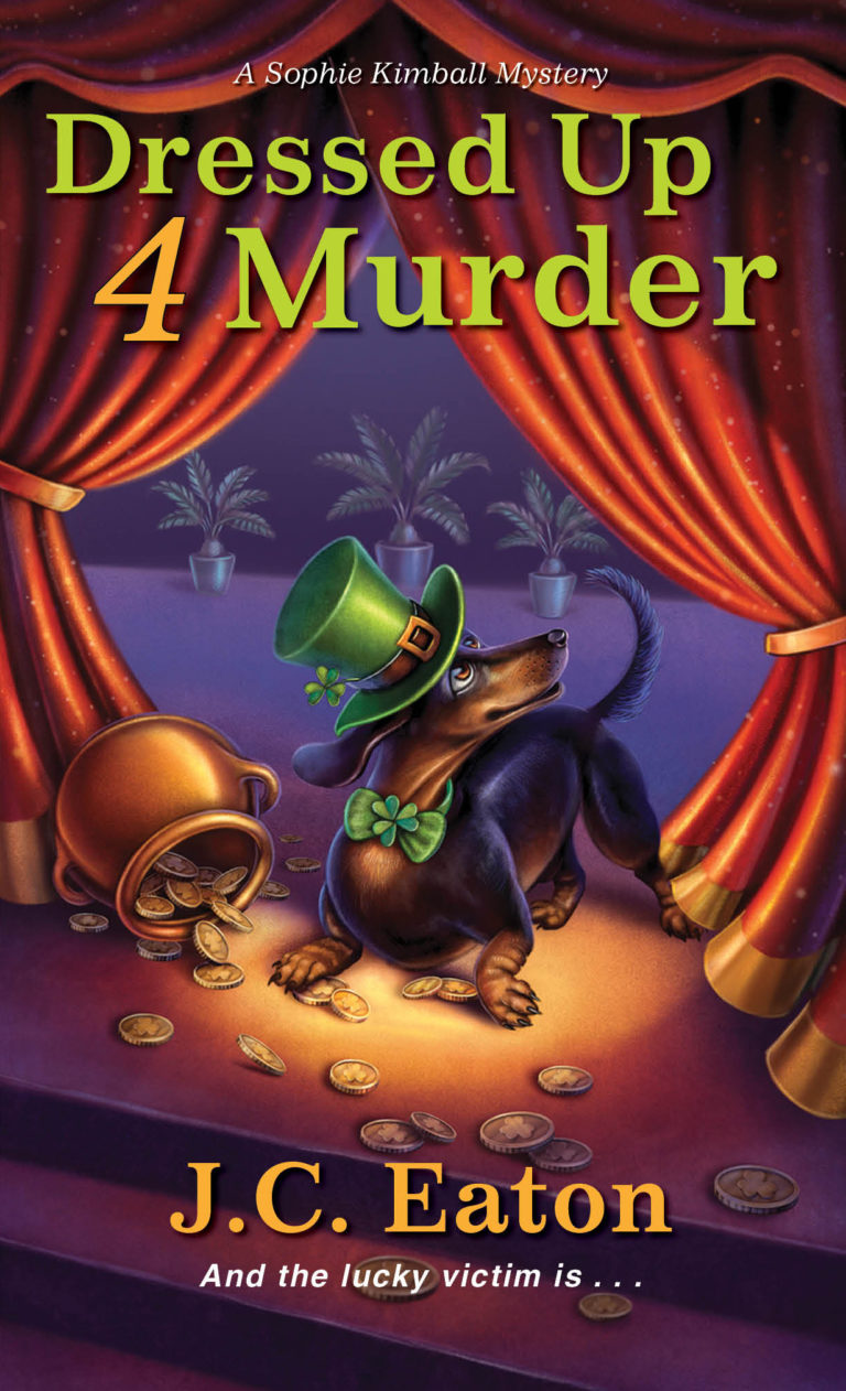 Dressed Up 4 Murder by JC Eaton