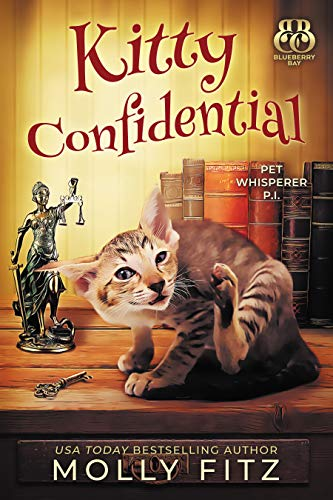 Kitty Confidential by Molly Fitz – Review