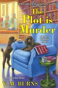 The Plot is Murder by V.M. Burns – Review